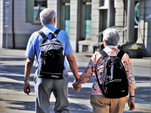 Elderly people with low selenium